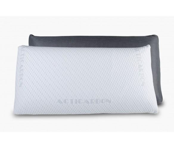 almohada viscoelástica de carbono